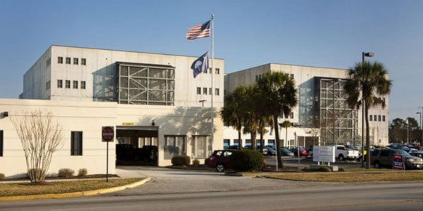 A Closer Look at the Construction Details for the Charleston County Detention Center