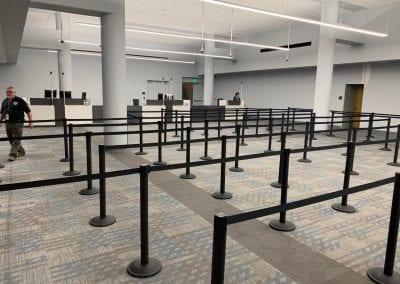Charleston International Airport renovation