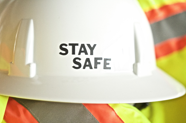 Cullum is participating in Construction Industry Safety Week May 6-10, 2019