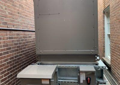Holtzendorff building at Clemson University HVAC system Upgrade