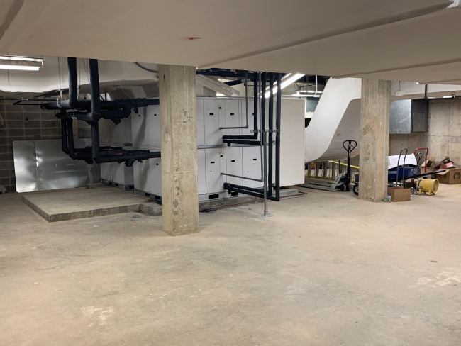Cullum's Latest Mechanical Engineering & Construction Project: Chiller Replacement at Clemson University