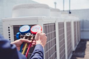 specialized technician team dedicated to HVAC services