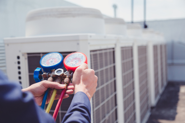 With a specialized technician team dedicated to HVAC services