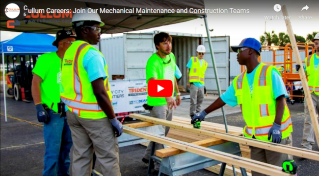 Job Opportunities with Cullum: Join a Leading Mechanical Engineering, Construction and Maintenance Company