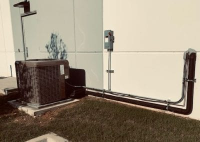 Outside Condensing Unit