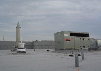 5-Roof Top1-RTU & Exhausts